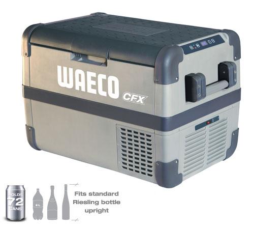 領券94折現折★2017/01/24前贈多用途行動冷熱箱   德國 WAECO 最新一代智能壓縮機行動冰箱 CFX-50 優惠券代碼 49PB-JT4X-RF8K-AWYJ