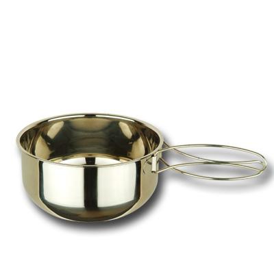 【大山野營】野樂 700cc 0.7L 可燒煮 超輕 輕量 不鏽鋼碗 登山 露營 個人餐具 ARC-1562