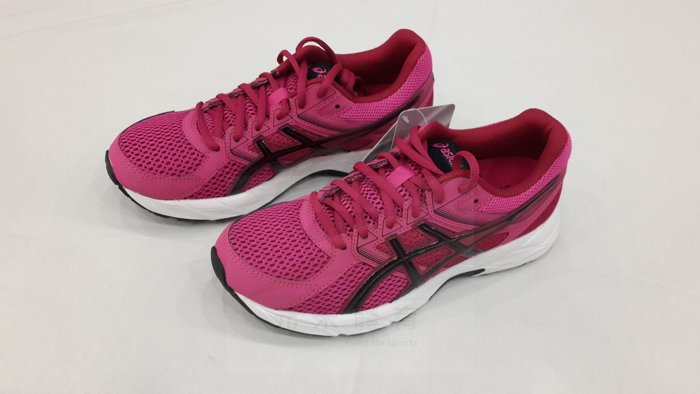 元禾〉ASICS 女慢跑鞋 GEL-CONTEND 3 T5F9N-1990