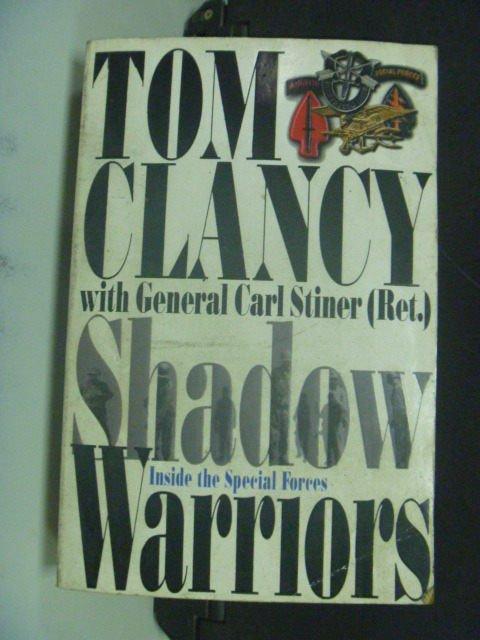 【書寶二手書T3/原文小說_MHY】Shadow Warriors: Inside the