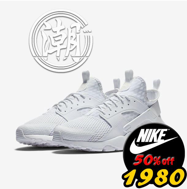 歲末出清Nike air huarache四代 黑白武士 扶桑武士 六色 慢跑鞋 情侶鞋 熱賣【T1】
