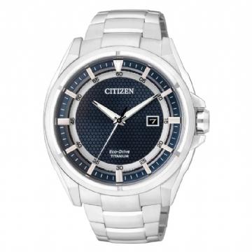 CITIZEN 超級鈦光動能錶/AW1401-50L