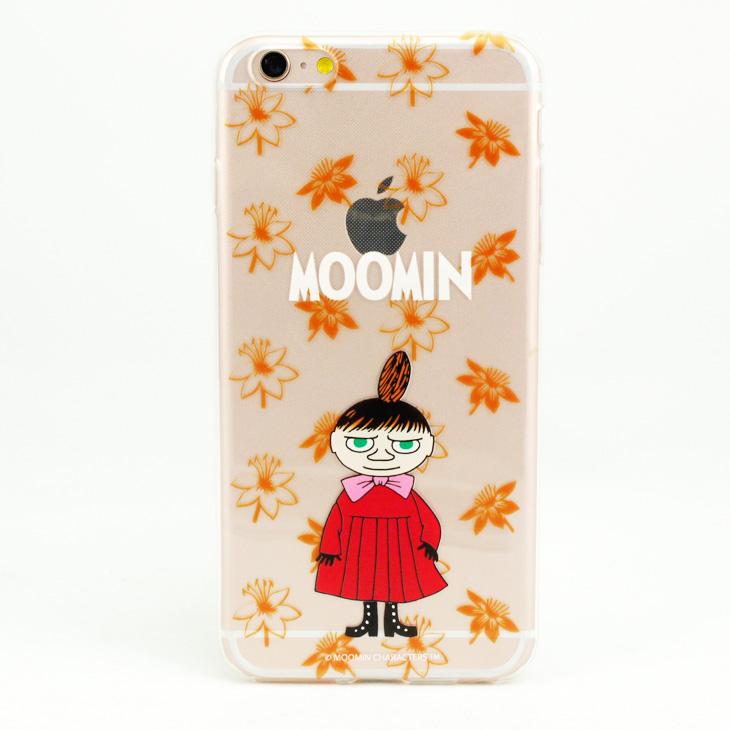 Moomin嚕嚕米正版授權 - TPU手機保護殼:【 小不點 】《  iPhone/Samsung/HTC/ASUS/Sony/LG/小米/OPPO 》