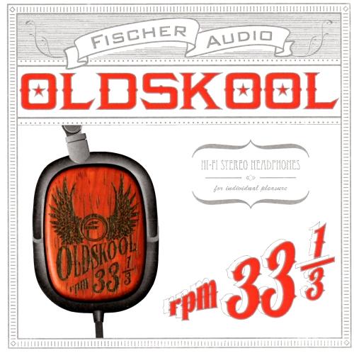 FiSCHER audio RPM33 1/3 LE 紅木可摺疊耳罩式耳機 特殊木製收納盒,極具收藏價值