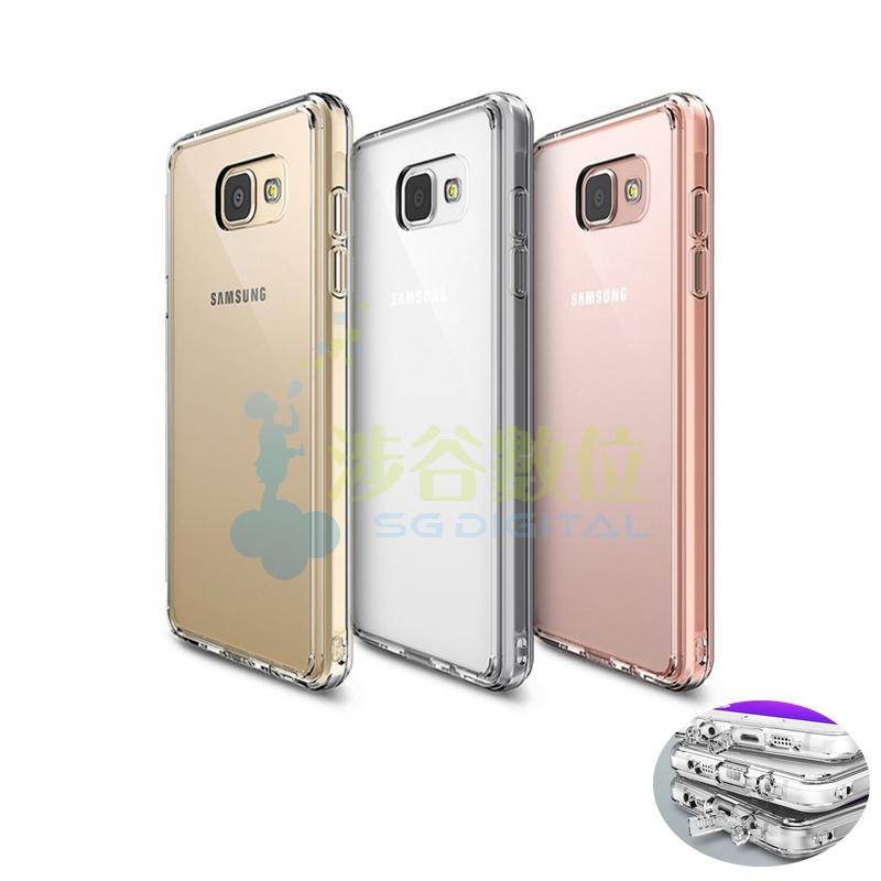 REARTH SAMSUNG Galaxy A7(2016) / A5(2016) 一體成形 防塵塞款 保護殼套