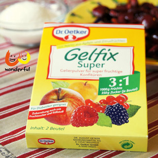 Dr.Oetker果醬DIY粉3:1(健康甜)