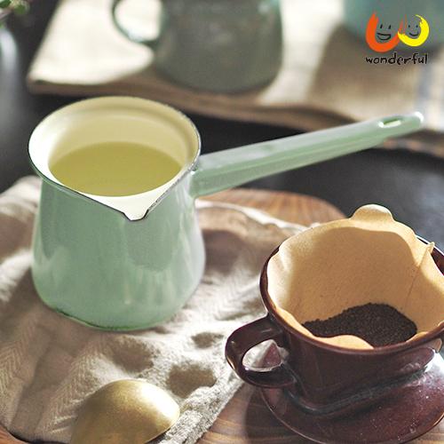 英國dexam琺瑯土耳其咖啡壺