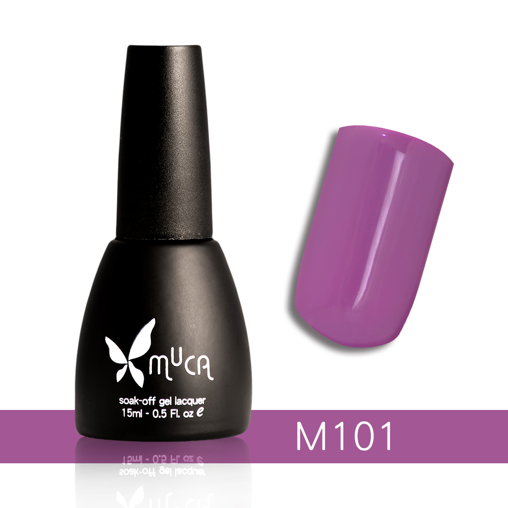 Muca沐卡 即期光撩凝膠指甲油 M101(15ml)