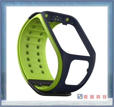 【TOMTOM專用】TomTom SPARK 專用寬錶帶