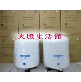 台製CE認證/NSF認證RO儲水桶(壓力桶)3.2加崙,附球閥特價520元,升級包裝加5元