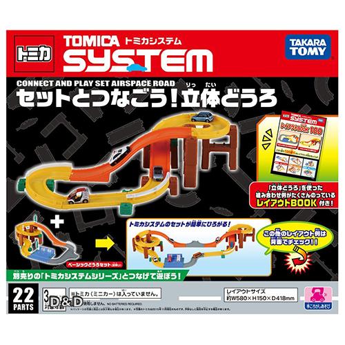 《 TAKARA TOMY 》SYSTEM 軌道本組B