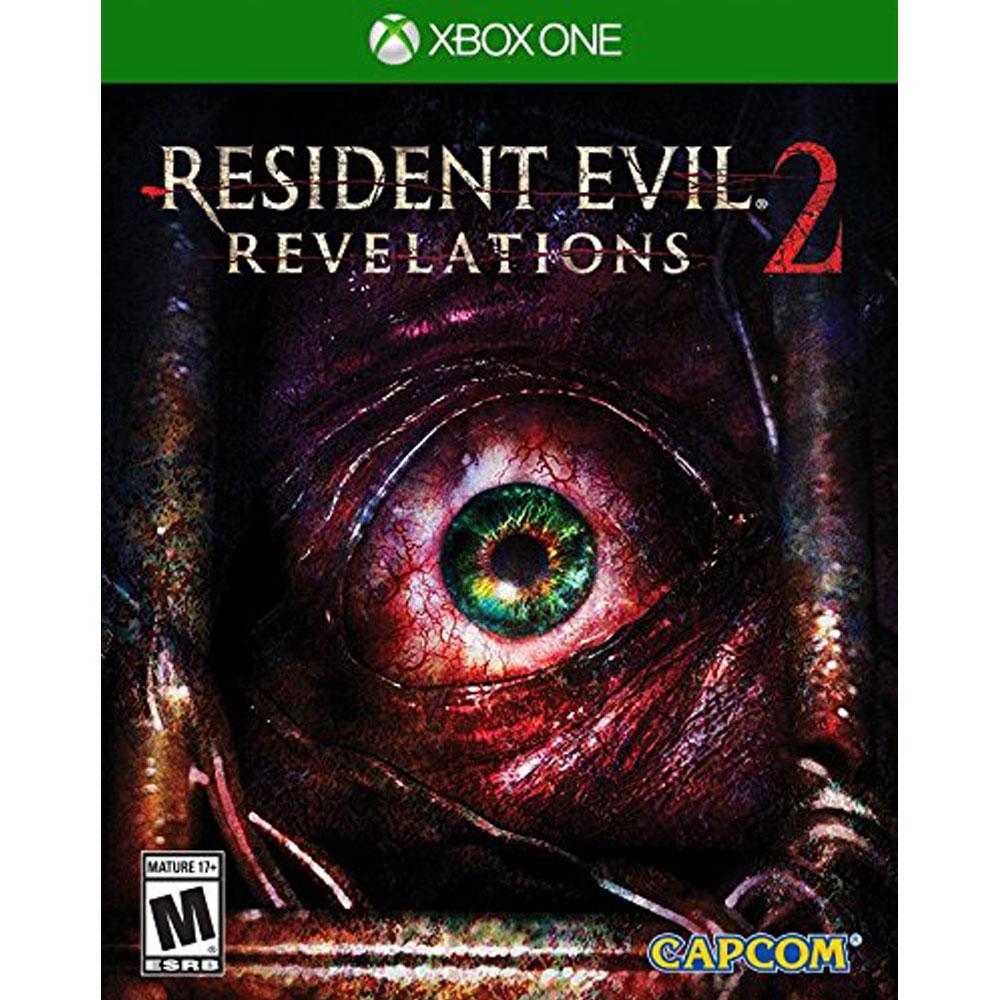 XBOX ONE 惡靈古堡:啟示 2 中英日文美版 Resident Evil: Revelations 2
