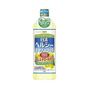 日清健康菜籽油 900ml/霧面