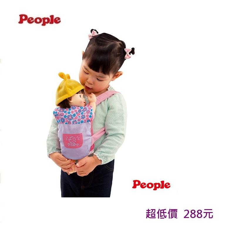 *美馨兒* 日本 People - POPO-CHAN二用式專用背帶 288元