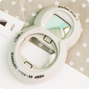 『樂魔派』富士 INSTAX 7S 拍立得自拍鏡 近拍鏡 另售 8 25 50S 水晶殼 底片 自拍鏡