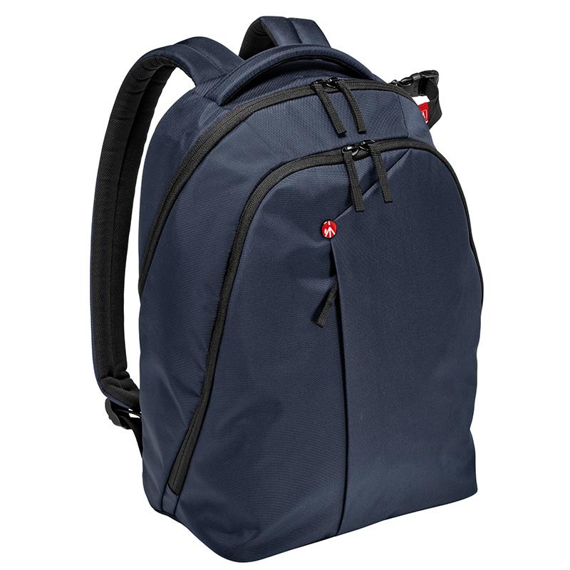 ◎相機專家◎ Manfrotto Bodypack 開拓者雙肩後背包 深藍色 MB NX-BP-VBU 正成公司貨