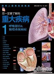 您一定要了解的重大疾病1:呼吸器官&循環系統病症