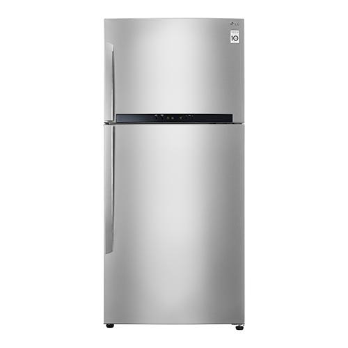 買再送好禮!LG 樂金 525L SMART 變頻上下門冰箱-精緻銀【GN-B560SV】【小蔡電器】