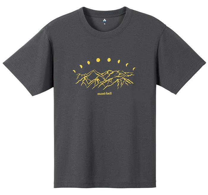 【鄉野情戶外用品店】 mont-bell |日本| WICKRON 短袖排汗衣 男款/排汗T恤 機能衣/1114248