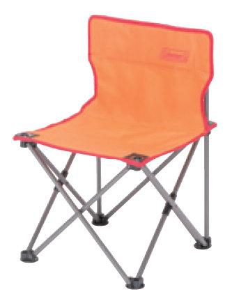 【鄉野情戶外專業】 Coleman |美國|  吸震摺椅 / 露營折疊椅 / 兒童座椅_香橙橘 _CM-3105JM000