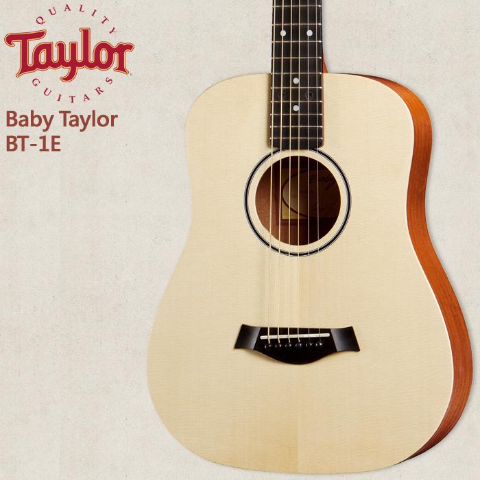 【非凡樂器】Taylor Baby Taylor【BT1e】美國知名品牌電木吉他/公司貨/全新未拆箱/加贈原廠背帶