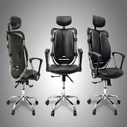 【 椅子王 】人體工學升級PU輪 不傷地板 雙背護腰專屬辦公椅 保護脊椎 矯正坐姿 久坐部酸痛 人體工學設計 銷售冠軍座椅 書桌椅電腦椅辦公家具