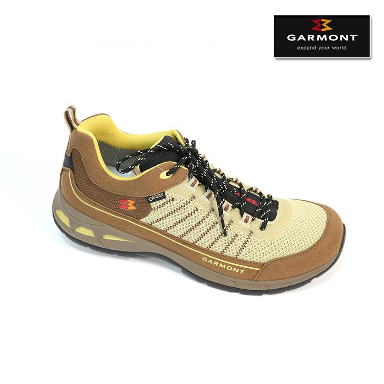 GARMONT 男GORE-TEX®低筒疾行健走鞋NAGEVI 481013/213 男款 /城市綠洲(登山鞋 戶外 爬山 Goretex 疾行健走)