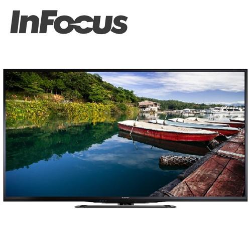 InFocus 富可視 FT-50IA601 50吋 4KUHD連網液晶顯示器+視訊盒