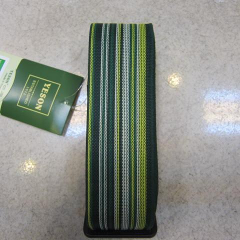 ~雪黛屋~YESON 超級彈性伸縮行理箱束帶台灣製造品質保證行理打包帶 任何尺寸行李箱皆適用保護行李#919 彩綠