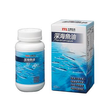 萬旺囍食能有限公司 - 福利品【台酒生技】深海魚油 破盤價  即期品
