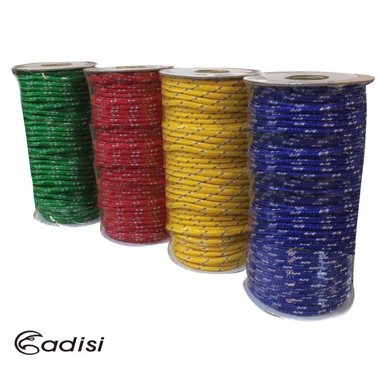 ADISI 5mm反光營繩 AS15122-1 (50M) / 城市綠洲(營繩、露營、配件、亮色)