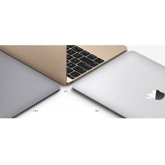 Apple 蘋果   MacBook 12吋筆記型電腦 灰(MJY42TA/A) / 銀(MF865TA/A) / 金(MK4NM2TA/A) 三款 12吋/CoreM-1.1/8GB/512GB PCIe