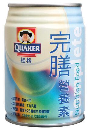 【桂格】完膳營養素 香草 250ml* 24瓶/箱