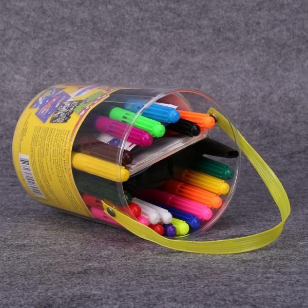 【WHAM-O Magic Pens 神奇魔法變色筆20入】附噴槍【阿賢五金百貨】