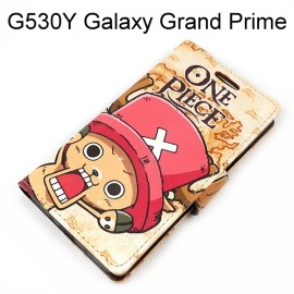 海賊王皮套 [J22] Samsung G530Y G531Y Galaxy Grand Prime 大奇機 航海王 喬巴【台灣正版授權】