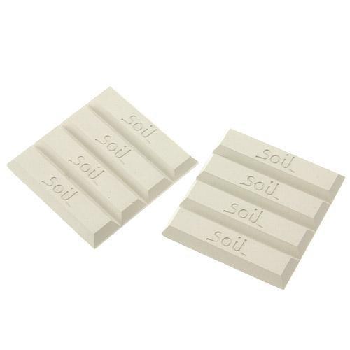 ◎LY愛雅日貨代購◎ 日本代購 日本製 soil 珪藻土 小型乾燥劑 小乾燥磚 白色