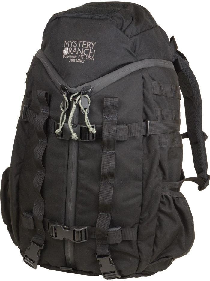 Mystery Ranch 神秘農場軍規背包/突擊背包/生存戰術包 3Day Assault US 33L FY/M 60021 黑 美國製