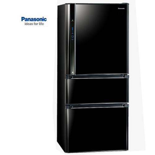 【感恩有禮賞】Panasonic 國際 NR-C618NHV-B 冰箱  ECO NAVI  610L