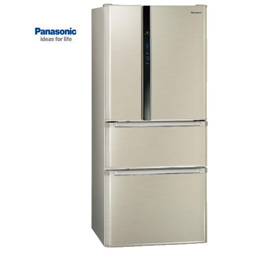 【感恩有禮賞】Panasonic 國際 NR-D618HV-L 電冰箱ECO NAVI 610公升四門