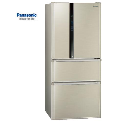 【感恩有禮賞】Panasonic 國際 NR-D618NHV-L ECO NAVI 610公升 冰箱