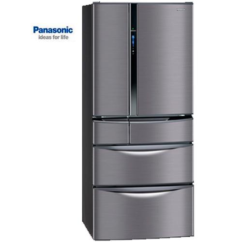 【感恩有禮賞】Panasonic 國際 NR-F567MV-K  變頻六門冰箱 560L 極致黑