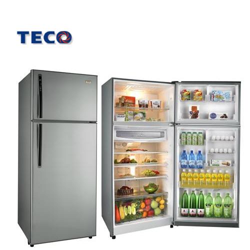 TECO 東元 變頻雙門冰箱 R6161XH 600L