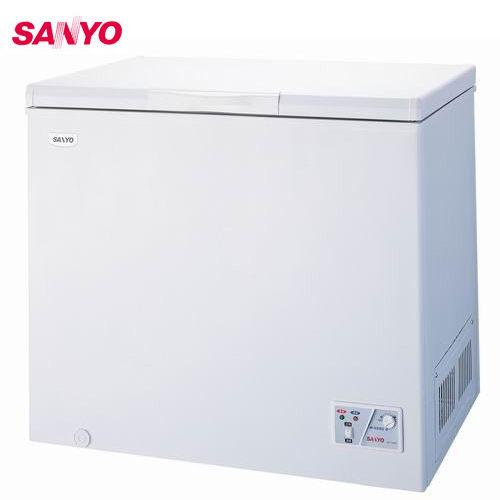 SANYO 三洋 SCF-249K/ SCF-249T 249L 上掀式冷凍櫃