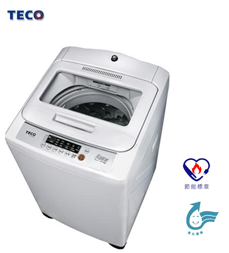 TECO 東元 W1209UN 單槽洗衣機 定頻