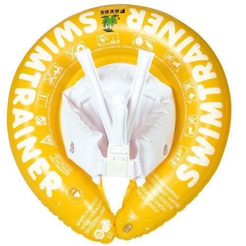 德國Freds兒童學習泳圈 Swimtrainer Classic 黃色款