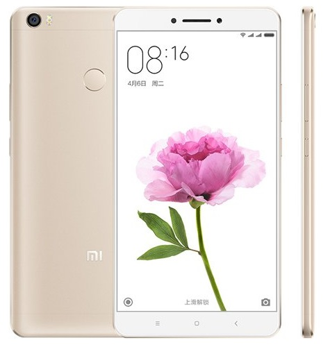 小米 Max 32GB 雙卡雙待 4G 智慧型手機 免運費