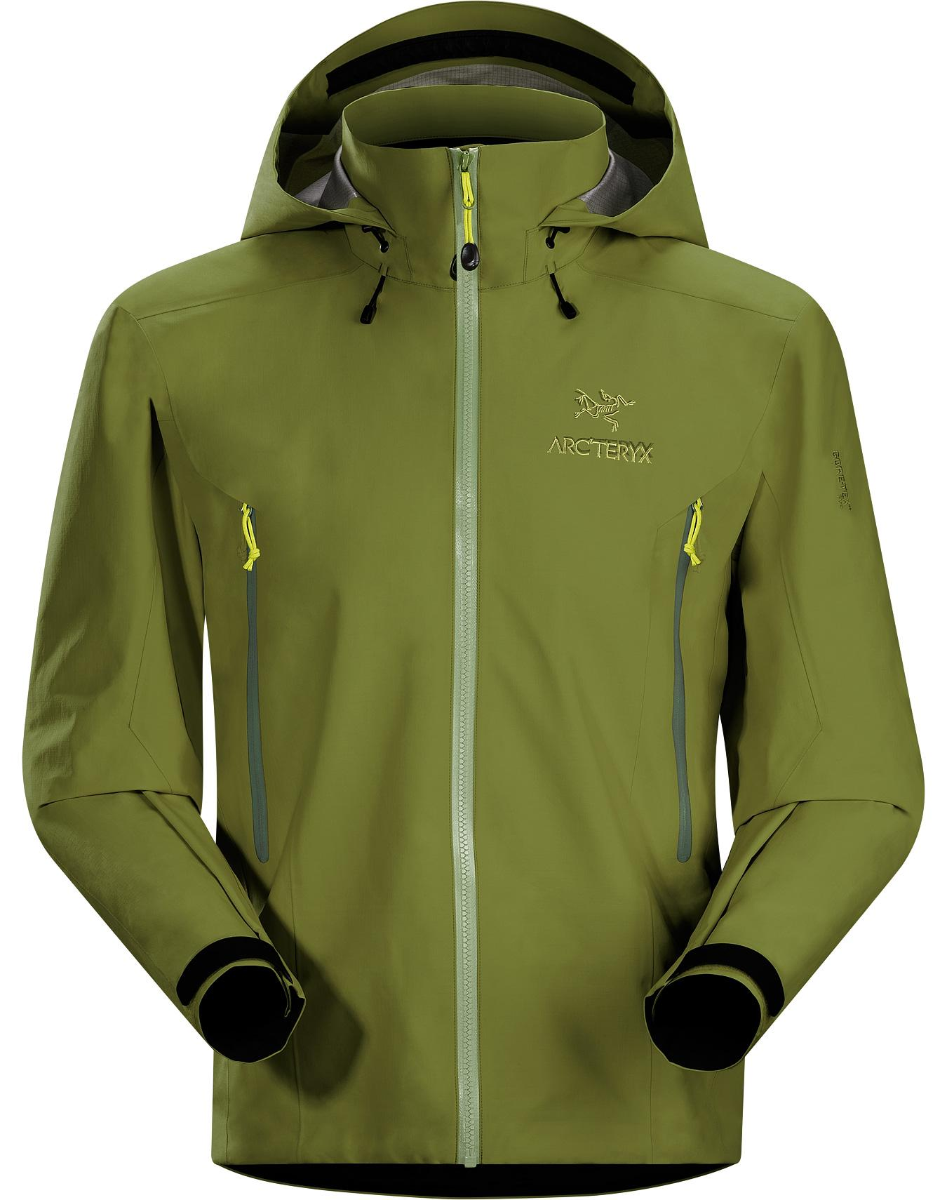 [ Arcteryx 始祖鳥 ] 雨衣/健行/背包客/玉山 Beta AR 登山雨衣/風雨衣 專業款 12701 男 Gore Tex Pro 雙葉綠