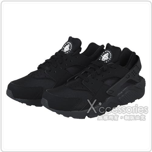 NIKE AIR HUARACHE 黑武士運動鞋(男/黑)