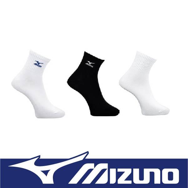 萬特戶外運動 MIZUNO 美津濃 D2TX6108 學生薄底短襪 學生襪 基本襪 舒適 共三色