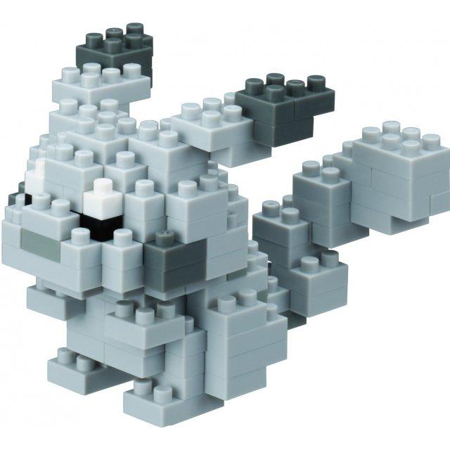 【Nanoblock 迷你積木】 NBPM-014 皮卡丘黃版